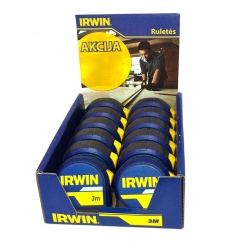 "Ruletė ""IRWIN"" 3 m / 13 mm"